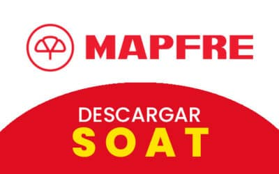 Descargar Soat Mapfre Virtual por Placa 2021