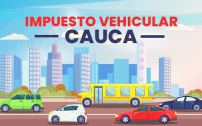 Pagar Impuesto Vehicular Cauca – Popayán 2021