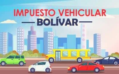 Impuesto Vehicular Bolívar – Cartagena 2021