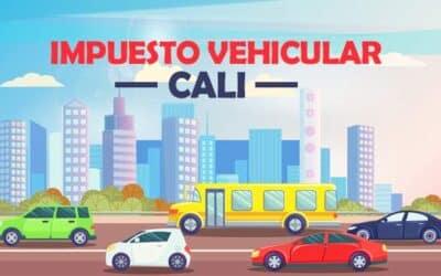 Impuesto Vehicular Cali – Valle del Cauca