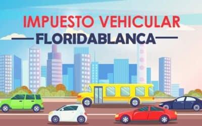 Impuesto Vehicular Floridablanca 2021