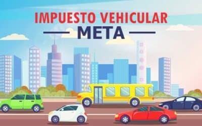 Impuesto vehicular Meta – Villavicencio 2021