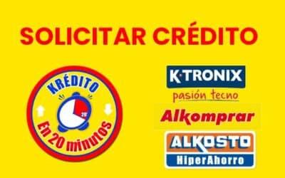Solicitar Crédito Alkosto 20 Minutos 2021