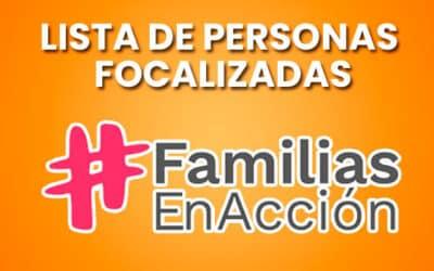 Familias en acción consultar por cédula 2021